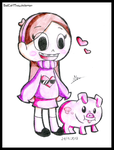 Piggy Lover by PrettyTak