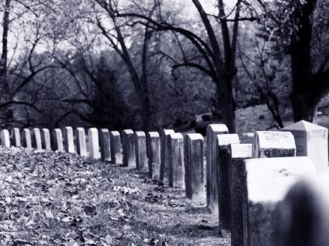 Long line Graves by StreetSpirit7