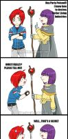Poor Party Poison by Eilyn-Chan