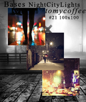 "Bases "" CityNightLights "" 24 by tomycoffee"