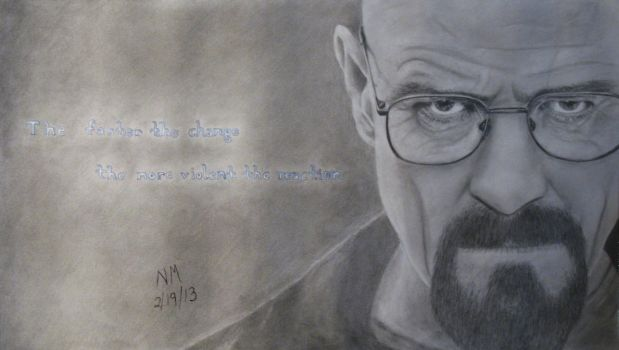 The One Who Knocks by nick1213mc