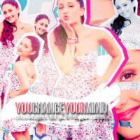 You change your mind by Youshakemyworld