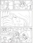 Horus: Page Six by Doodlebotbop