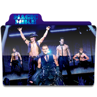 Magic Mike by LukeDonegan