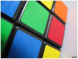 Rubik's Cube. by DropOfTime