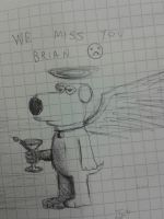 Brian Griffin Tribute by JotaPe1993