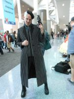 Fifth Element- Comikaze Expo 2013 3 by MidnightLiger0