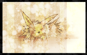 Jolteon by Avishy
