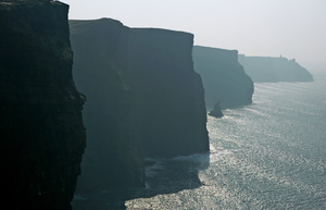 The Cliffs of Moher by lornamacdonald