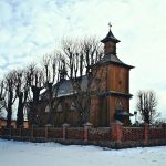 The old church in Chociszewo by Su58