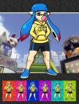 Inkling girl by Gregarlink10