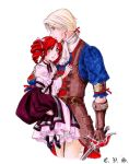 my dad, Amy and Raphael - SCII by evs-eme