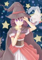 Witch of the night by Elfany-Chan