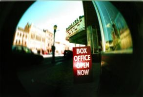 The Box Office by alltheantics