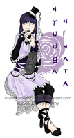 Lolita Hinata by marshmellowbrains