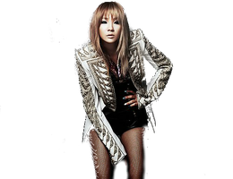 2NE1 CL PNG by ShinMing