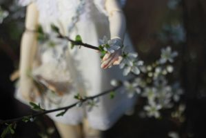 touch of spring by SelenaAdorian