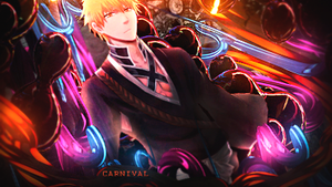 Bleach Sig - Carnival by GreenMotion