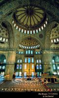 Blue Mosque by sinademiral