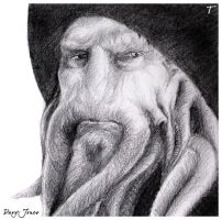 Davy Jones by thingrodiel