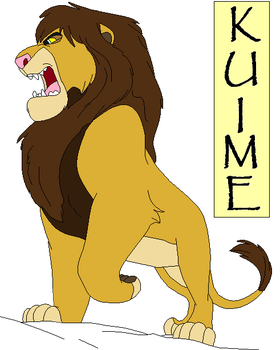 Kuime Ref by MejX1234