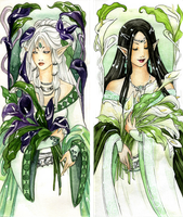 - Bookmark - Arum - by ooneithoo