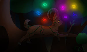 Light Show -Faun- by slycooper998