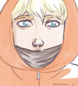 Kenny by Freedomlastsforever
