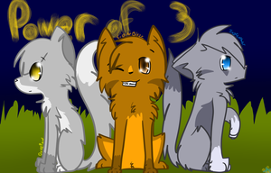 The Power of Three - 2012 by KatWolfKid