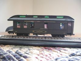Lackawanna And Southwestern Observation Car by SteamRailwayCompany