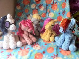 My little Pony Crochet Pattern! by YenaYarn