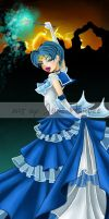 Sailor Mercury by JunebugHardee