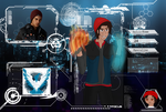 VGU Delsin Rowe by pucca1412