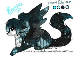 Tannzix adoptable ~ 4 on hold for my sis |D by BiahAdopts