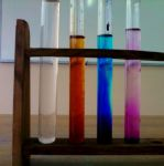 Test tubes by Maleiva