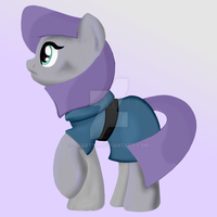 Maud Pie by SJArt117