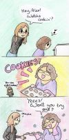 You Can Make Cookies? by MineralRabbit