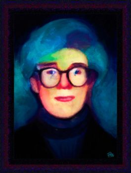 Andy Warhol by fmr0