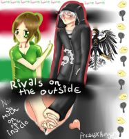 Hungary And Prussia by Wolfmania013