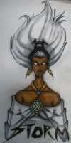 Storm Bust by Tigueron