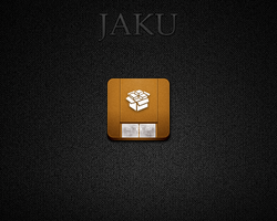 Cydia for Jaku iOS Theme by pedrocastro