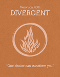 Minimalistic Divergent Cover Remake by gapi19