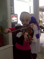 Neko-Con 2012: Rose Lalonde by LingeringSentiments