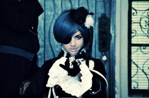 Ciel Phantomhive- Luring by YourLittleBocchan