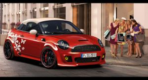 Mini Cooper S Coupe by Danyutz