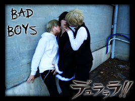 Durarara: Bad Boys by Smexy-Boy