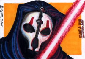 Darth Nihilus Limited Edition by HalHefnerART