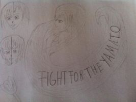 Fight for the Yamato-Cover by SailorPokeYuna