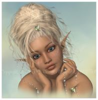Sweet HoneyBee for V4 by christel-b