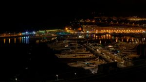 Harbor Monte Carlo by Haufschild